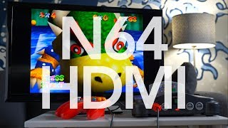 HD Output For Your Nintendo 64 - UltraHDMI Review