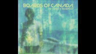 Boards Of Canada - Oscar See Through Red Eye
