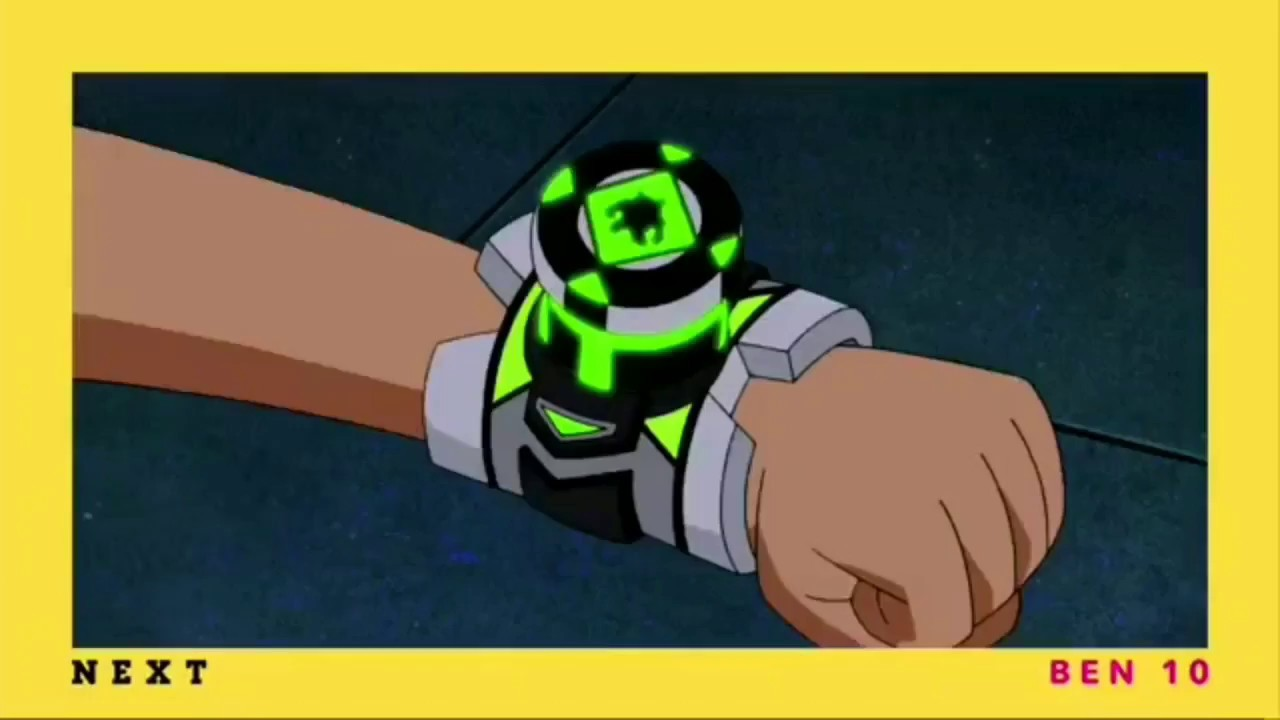 Ben 10 Reboot Season 3 Slapback Transformation (HD)