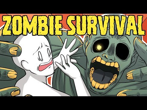By the way, Can You Survive the Zombie Apocalypse?   Part 2 (ft. PantslessPajamas)