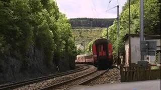 видео Железные дороги Бельгии