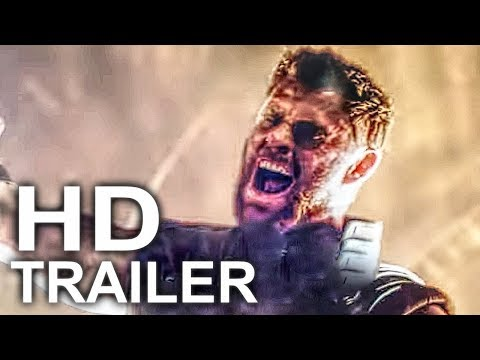 Movie Trailer - AVENGERS INFINITY WAR Trailer Sneak Peek 2018 Superhero Movie HD