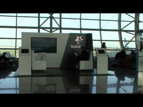 JCDecaux Belgium Airport Statoil