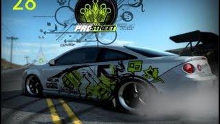 """Прохождение Need For Speed Prostreet Часть-28 """"Финал скоростных гонок"""""""