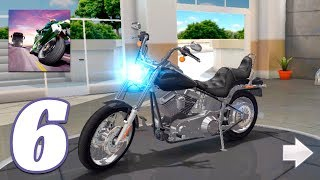 Traffic Rider levels 24-28 - Gameplay Android & iOS game - motorcycle games