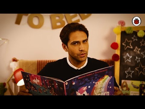 Ten Minutes to Bed: Little Unicorn  Bedtime story read by Luke Pasqualino