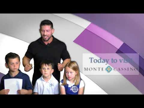 ABE CRUZ on Fuerza TV Tulsa with Monte Cassino School Kids