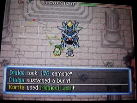 Pokémon Mystery Dungeon 2: Temporal Tower, Vs Primal ...