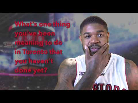 Know Your Raptors: Amir Johnson