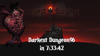 [World Record] Darkest Dungeon Speedrun in 7:33:42 [PB]
