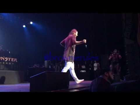 Post Malone- Deja Vu live at the wiltern 11/09/16 Los Angeles