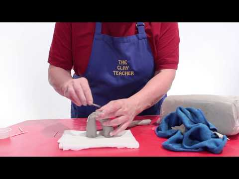 Help! My Sculpture Is Cracking! - The Clay Teacher Answers Your Questions