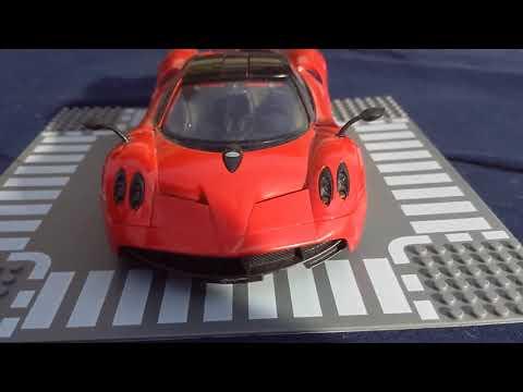 Motormax Pagani Huayra review
