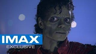 Michael Jackson's Thriller IMAX® Tease