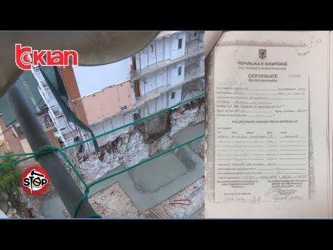 Stop - Pa Nipt e me harte te falsifikuar, si u mor leja e ndertimit ne Sarande! (23 prill 2019)