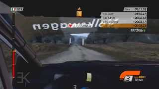 WRC 4 | Demo: No Comment Stage 1 in Italy
