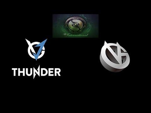 VGJ Thunder vs VG The International 2018 Highlights Dota 2
