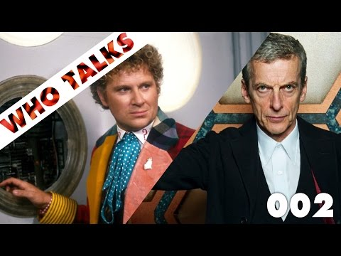 Who Talks 002 - Is Doctor Who History Repeating Itself?
