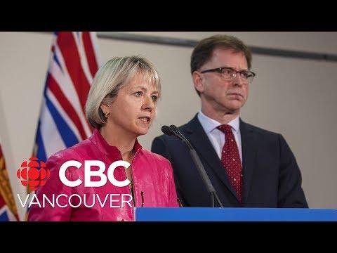 Health Officials 'confident' 1st Case Of Coronavirus In B.C.