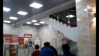 Затопление магазина Оливье и М-Видео в Одинцово.(, 2013-07-18T12:09:45.000Z)
