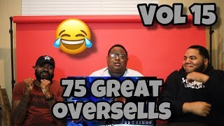 75 Great (Oversells,Funny,Reallistic etc) Wrestling Sells Vol. 15 (TRY NOT TO LAUGH) 😅