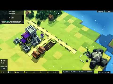 Kingdoms and Castles Release Stream!