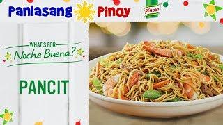Pancit Guisado - Panlasang Pinoy