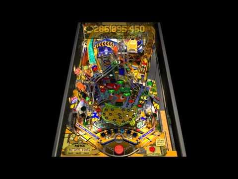 Pro Pinball: Big Race USA - 1,284,932,730 Points