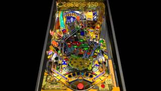 Pro Pinball: Big Race USA - 1,284,932,730 Points