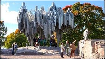 SIBELIUS MONUMENT, Helsinki  •  Sibelius-monumentti   4K