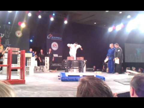 John Zurisk – Creative Breaking – ISKA – US Open 2012 – Awesome!!!
