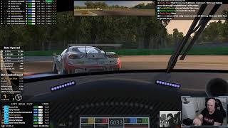 iRacing | IMSA at Monza | Porsche RSR GTE | Twitch Stream