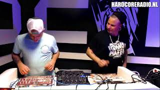 Anormal \u0026 Hunnel live @ Hardcoreradio