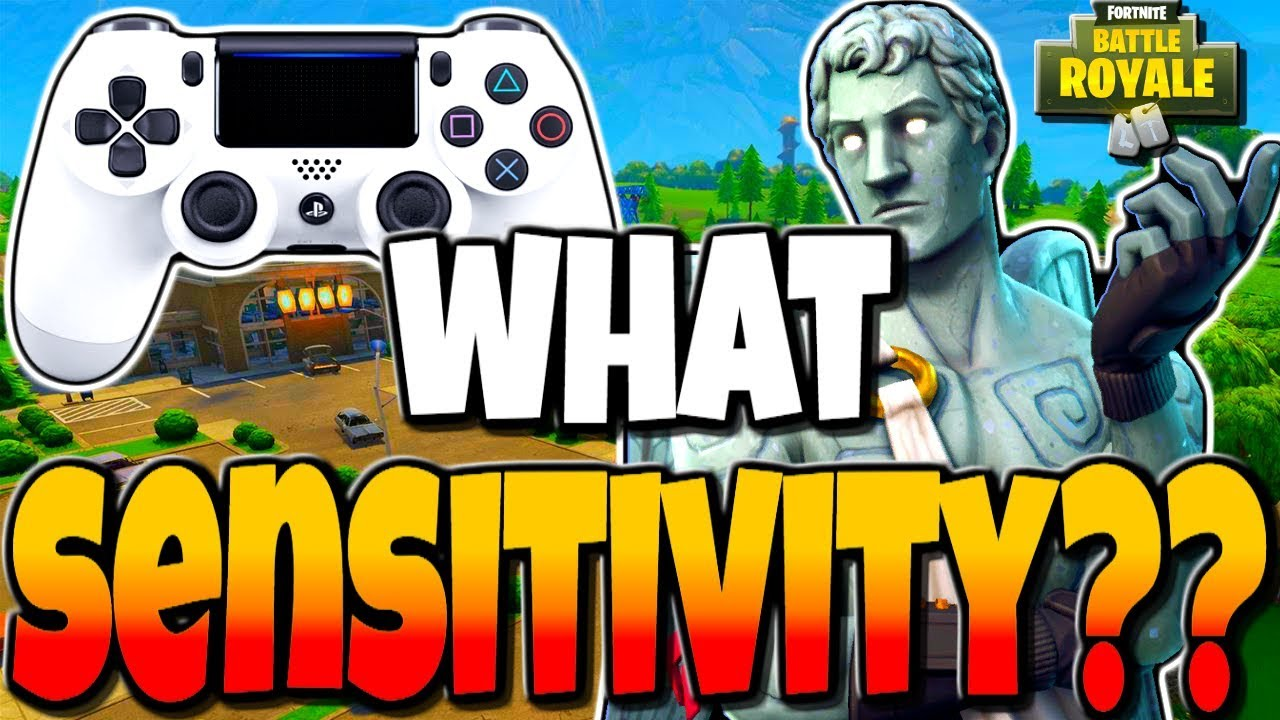 Why I Don T Use A High Sensitivity Fortnite Battle Royale Fortnite