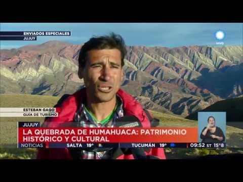 TV Pública Noticias - La Quebrada de Humahuaca es patrimonio histórico y cultural