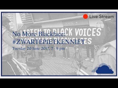 No More Blackface: #ZWARTEPIETKENNIET