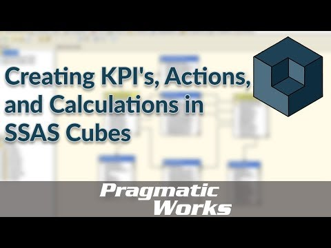 Creating KPI's, Actions,