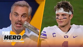 Up, Down, Sideways: Colin decides which QB stock he's buying this offseason | NFL | THE HERD