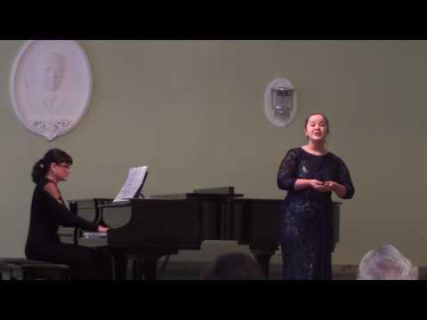 «Voi che sapete» - Aria di Cherubino, Le Nozze di Figaro, Mozart,  Перова Вероника
