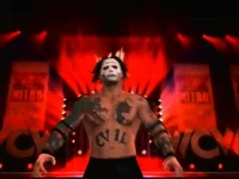 Vampiro Entrance - WCW Nitro Arena - YouTube