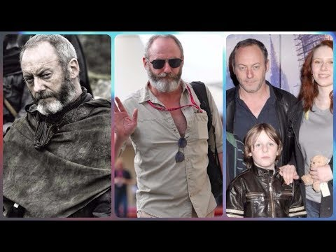 Liam Cunningham (Davos Seaworth in Game of Thrones) Rare Photos | Family | Friends | Lifestyle