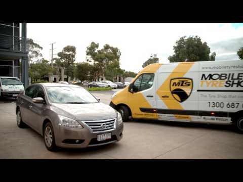 Mobile Tyre Shop Australia - Business