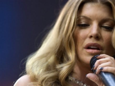 Fergie - Glamorous [live @ Concert for Diana 2007] HQ