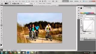 Tutorial Photoshop  Efek Vignette Menggelapkan Pinggiran Foto)