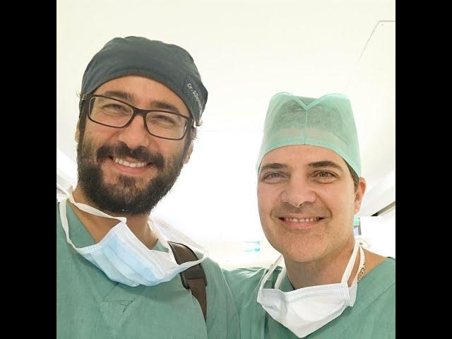 Closed atraumatic rhinoplasty fellowship program by dr. Tas with dr. Guillermo cienfuegos