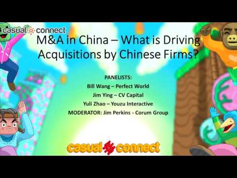 M&A in China – What is Driving Acquisitions by Chinese Firms? | PANEL