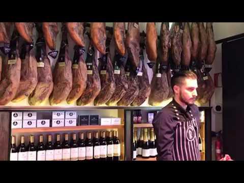 Хамон, вино, сыр - три кита испанской диеты