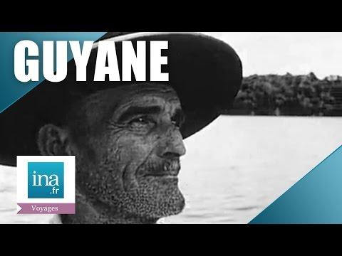 Guyane : L'histoire Des Bagnards Et Du Bagne   Archive INA