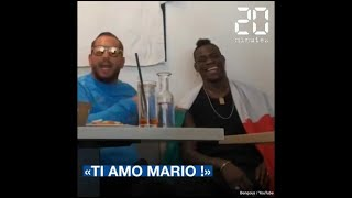 OM: Le YouTubeur Bengous a réussi à faire venir Mario Balotelli dans son émission