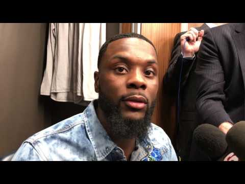 Lance Stephenson after Game 3 loss to Cavs